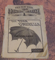 1886 NEW YORK DETECTIVE LIBRARY #209 OLD CAP DARRELL DIME NOVEL