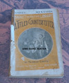 MAGNET DETECTIVE LIBRARY #3 TITLED COUNTEREIT NICK CARTER DIME NOVEL STORY PAPER