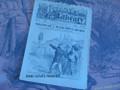 1881 BEADLE'S HALF DIME LIBRARY #221 CALAMITY JANE FLOATING MAN SCI FI DIME NOVEL