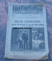 1883 OLD CAP COLLIER #65 GIDEON GAULT RED HOUSE MURDER STORY DIME NOVEL