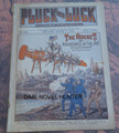 PLUCK AND LUCK #897 SCI FI  THE ROCKET FRANK TOUSEY SCARCE DIME NOVEL