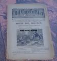 "1886 OLD CAP COLLIER #793 ""BONES' BOY, BOLIVAR"" DIME NOVEL STORY PAPER"