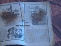 RARE 1836 DAVY CROCKETT'S ALMANAC HISTORIC AMERICANA PAMPHELT / DIME NOVEL