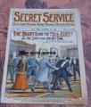 SECRET SERVICE #249 OLD KING BRADY FRANK TOUSEY DIME NOVEL STORY PAPER