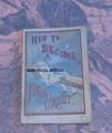 1898 FRANK TOUSEY'S HOW TO BECOME A NAVAL CADET NONAME LUIS SENARENS DIME NOVEL
