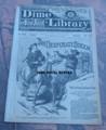 1885 BEADLE'S HALF DIME LIBRARY 352 SATAN'S OWN IN COEUR DE ALENE ID DIME NOVEL