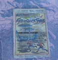 ALDINE INVENTION, TRAVEL & ADVENTURE #101 FRANK READE SCI FI DIME NOVEL
