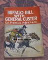 BUFFALO BILL BORDER STORIES #200 CUSTER STORY DIME NOVEL