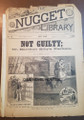 THE NUGGET LIBRARY #76 BAREFOOT BILLY SAILOR DIME NOVEL STORY PAPER