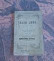 1870 ROBERT DE WITT'S ACTING PLYS #100 JACK LONG DIME NOVEL STORY PAPER