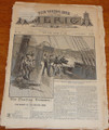 YOUNG MEN OF AMERICA #573 PIRATE BURIED AT SEA DIME NOVEL