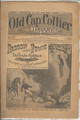 MUNRO'S OLD CAP COLLIER # 623 HANGING MAN COVER DIME NOVEL