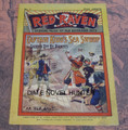RED RAVEN LIBRARY #01 CAPTAIN KIDD PIRATE DIME NOVEL