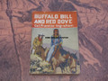 BUFFALO BILL BORDER STORIES 208 FRANK POWELL DIME NOVEL