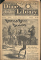 BEADLE'S DIME LIBRARY BUFFALO BILL FRANK POWELL DIME NOVEL
