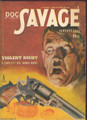 DOC SAVAGE 01-1945 ADOLPH HITLER COVER