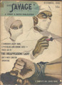 DOC SAVAGE DEC 1946-DISAPPEARING LADY- MEDICAL HORROR