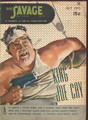 DOC SAVAGE JULY 1945 KING JOE CAY