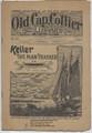 1895 OLD CAP COLLIER #611 SMUGGLER DIME NOVEL STORY PAPER