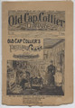 OLD CAP COLLIER LIBRARY # 614 DETECTIVE DIME NOVEL