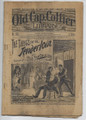 1897 OLD CAP COLLIER LIBRARY # 686 DETECTIVE DIME NOVEL