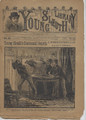 1892 YOUNG SLEUTH LIBRARY # 35  FRANK TOUSEY DIME NOVEL