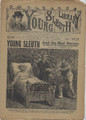 1892 YOUNG SLEUTH LIBRARY # 104 FRANK TOUSEY DIME NOVEL SEE VIDEO FOR BEST DESCRIPTION