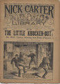 NICK CARTER LIBRARY #103 THE LITTLE KNOCKER-OUT STREET AND SMITH PUBLISHING