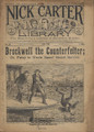 NICK CARTER LIBRARY #216 BROCKWELL THE COUNTERFEITER STREET &  SMITH LIBRARY