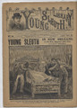 1892 YOUNG SLEUTH LIBRARY # 37 FRANK TOUSEY DIME NOVEL YOUNG SLEUTH'S IN NEW ORLEANS DIME NOVEL