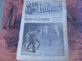 1887 THE WAR LIBRARY #265 SHERIDAN AT SHENANDOAH DIME NOVEL