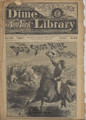 BEADLES NEW YORK DIME LIBRARY # 599 THE DEAD SHOT NINE BUFFALO BILL DIME NOVEL