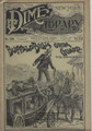 BEADLES NEW YORK DIME LIBRARY # 1000 BUFFALO BILL'S GRIM GUARD DIME NOVEL