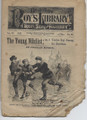 1885 BEADLES BOY'S LIBRARY OF SPORT, STORY & ADVENTURE #69 OLD GRIZZLY IN THE ROCKIES DIME NOVEL