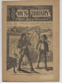 1884 BEADLES BOY'S LIBRARY OF SPORT, STORY & ADVENTURE # 281 JOE CURD'S DOUBLE DIME NOVEL