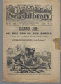 BEADLE'S POCKET LIBRARY #75 ISLAND JIM DIME NOVEL