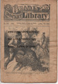 BEADLE'S POCKET LIBRARY #268 DEAD SHOT DANDY DIME NOVEL