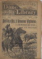 BEADLES NEW YORK DIME LIBRARY # 956 BUFFALO BILL'S VOLUNTEER VIGILANTES DIME NOVEL