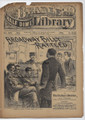 BEADLE'S HALF DIME LIBRARY 833 BROADWAY BILLY DIME NOVEL STORY PAPER