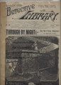 1891 NEW YORK DETECTIVE LIBRARY #423 FRANK TOUSEY DIME NOVEL STORY PAPER