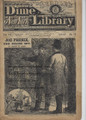 BEADLE'S NEW YORK DIME LIBRARY # 79 JOE PHENIX DETECTIVE DIME NOVEL STORY PAPER
