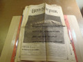1891 BOYS OF NEW YORK  NINE ISSUES WITH A FRANK READE ELECTRIC COACH STORY