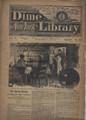 BEADLE'S NEW YORK DIME LIBRARY #66 CAPT MAYNE REID 1879 DIME NOVEL STORY PAPER