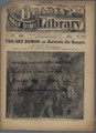 BEADLE'S HALF DIME LIBRARY #300 OLL COOMES BEADLES DIME NOVEL STORY PAPER