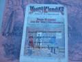 YOUNG KLONDIKE #37 FRANK TOUSEY DIME NOVEL STORY PAPER