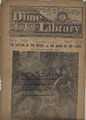 1879 BEADLE'S NEW YORK DIME LIBRARY #74 DIME NOVEL STORY PAPER
