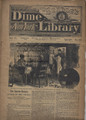 1879 BEADLE'S NEW YORK DIME LIBRARY # 66 DIME NOVEL STORY PAPER