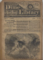 1878 BEADLE'S NEW YORK DIME LIBRARY # 58 DIME NOVEL STORY PAPER