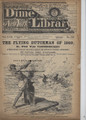 1878 BEADLE'S NEW YORK DIME LIBRARY # 230 DIME NOVEL STORY PAPER