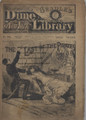 1894 BEADLE'S NEW YORK DIME LIBRARY # 805 DIME NOVEL STORY PAPER